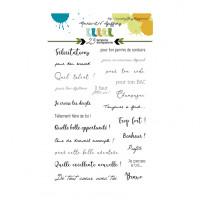 Octobre 3 – Carterie ça se fête - stamps by Marie LN Geffray