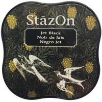 Stazon encre midi - Jet Black