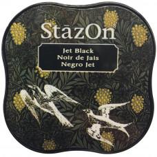 Stazon ink midi - Jet Black