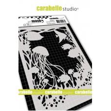 Carabelle studio A6 Mask: Fonds Marins: Marine background