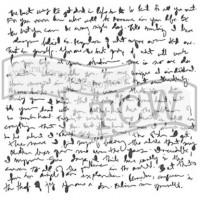 Believe Script Stencil 15 x 15 cm - Crafter's Workshop Template