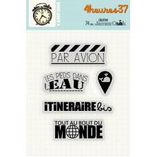 74 av. James Cook - Tampons #1
