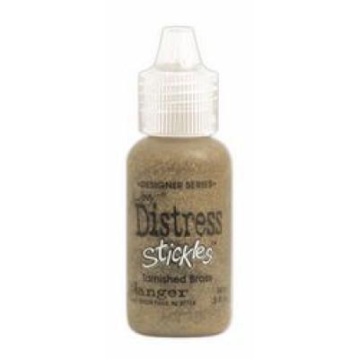 Distress Stickles - Tarnished Brass
