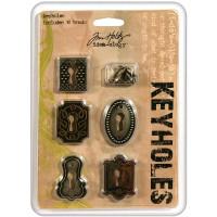 Keyholes - Tim Holtz Idea-ology