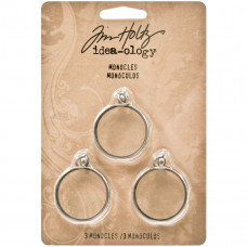 Monocles - Tim Holtz Idea-ology