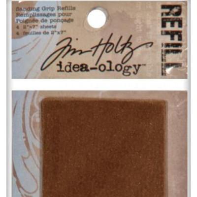 Sanding Grip Refill Sandpaper by Tim Holtz
