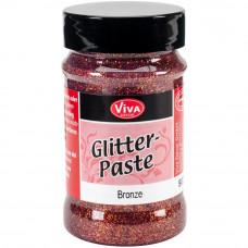 Glitter Paste - Bronze