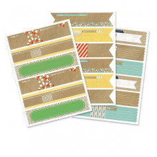 Envelope Wraps - Kraft