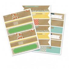 Couvre-enveloppes 'Envelope wraps' Kraft