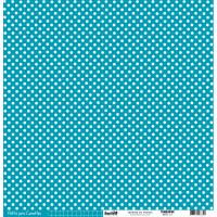 Kesi'art Paper spot - grid: Turquoise