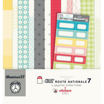 Route Nationale 7: COLLECTION 4heures37
