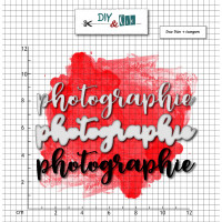 Photographie - stamp and dies by DIY & Cie