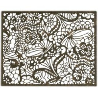 Sizzix Thinlits dies Intricate Lace 664164 By Tim Holtz