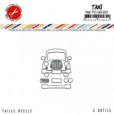 Taxi die - Grunge collection by Mes p'tits ciseaux