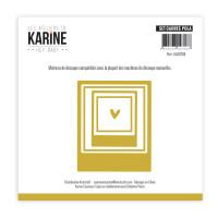 Hey Baby Set Pola Frames dies - Ateliers de Karine