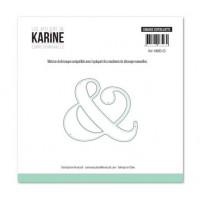 Large Ampersand Die - Ateliers de Karine