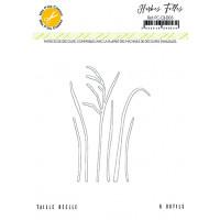 Herbes Folles dies - Ô Jardin collection by Mes p'tits ciseaux