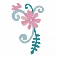 Fleurs du Jardin - Sizzix Bigz die - Garden Bloom