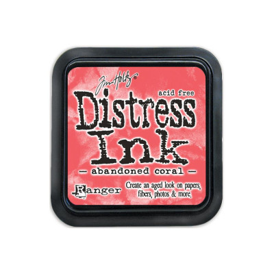 Distress Ink – Abandoned Coral