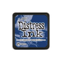Distress Ink MINI – Chipped Sapphire