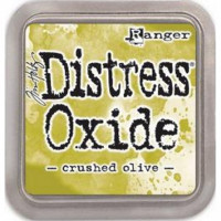 Distress Oxide Ink – Crushed Olive
