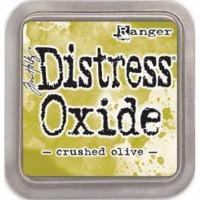 Distress Oxide encre – Crushed Olive