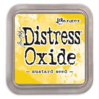 Distress Oxide Ink – Mustard Seed