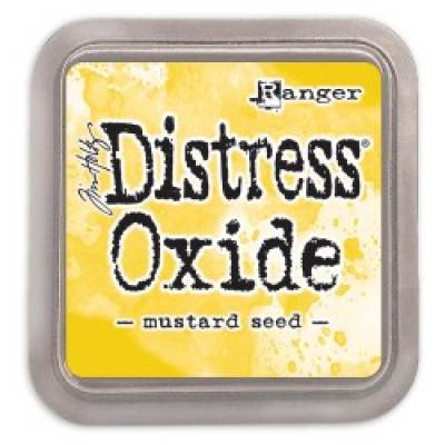 Distress Oxide Ink – Mustard Seed