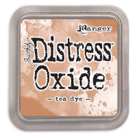 Distress Oxide Ink – Tea Dye