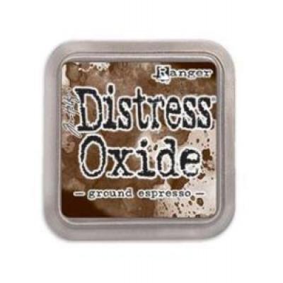 Distress Oxide Ink – Ground Espresso