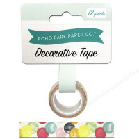 Washi Tape Dots Echo Park
