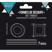 Florilèges Design EFFETS DE COUTURE die
