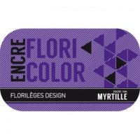 Encre MYRTILLE par Florilèges Design