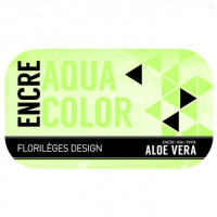 Water-based Ink by Florilèges Design - Aloe Vera