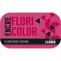 Ink CARMIN by Florilèges Design
