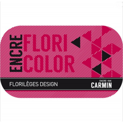 Ink CARMIN by Florilèges Design