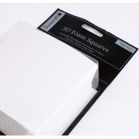 3D Foam Squares - Bumper pack of 20 sheets