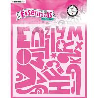 Art by Marlene Mask - Alfabetically Essentials nr.50