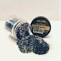 Baked Texture Embossing Powder - Rustic Indigo