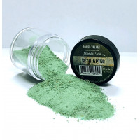 Baked Velvet Embossing Powder by Seth Apter - Aegean Sea