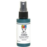 Dina Wakley Media Gloss Spray - Marine