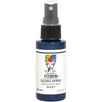 Dina Wakley Media Gloss Spray - Night