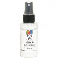 Dina Wakley Media Gloss Spray - White