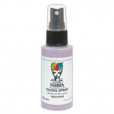 Dina Wakley Media Gloss Spray - Heather