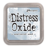 Distress Oxide Ink – Weathered Wood
