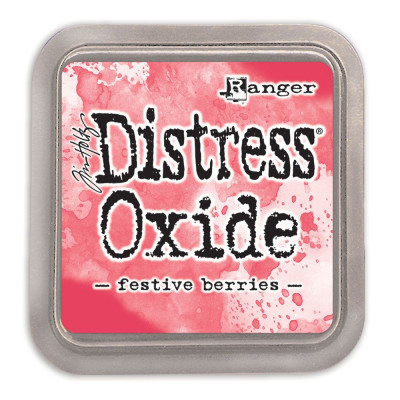 Distress Oxide Ink – Festive Berries
