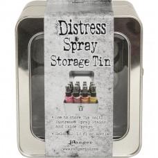 Distress Spray Storage Tin