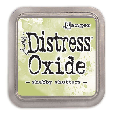 Distress Oxide Ink – Shabby Shutters
