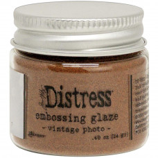 Tim Holtz Distress Embossing Glaze - Vintage Photo