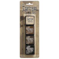 Distress Ink MINI set 3